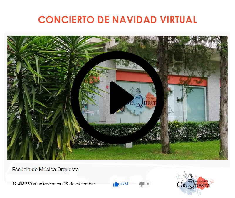 Concierto de Navidad Virtual